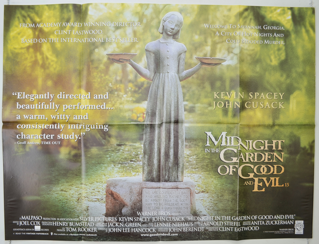 Midnight In The Garden Of Good And Evil - Original Cinema Movie ...