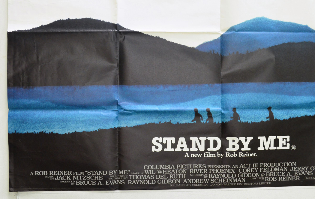 "stand by me by rob reiner In the film ""stand by me"" by rob reiner, chris chambers inspired an important idea of the importance of justice, which may seem hard to."