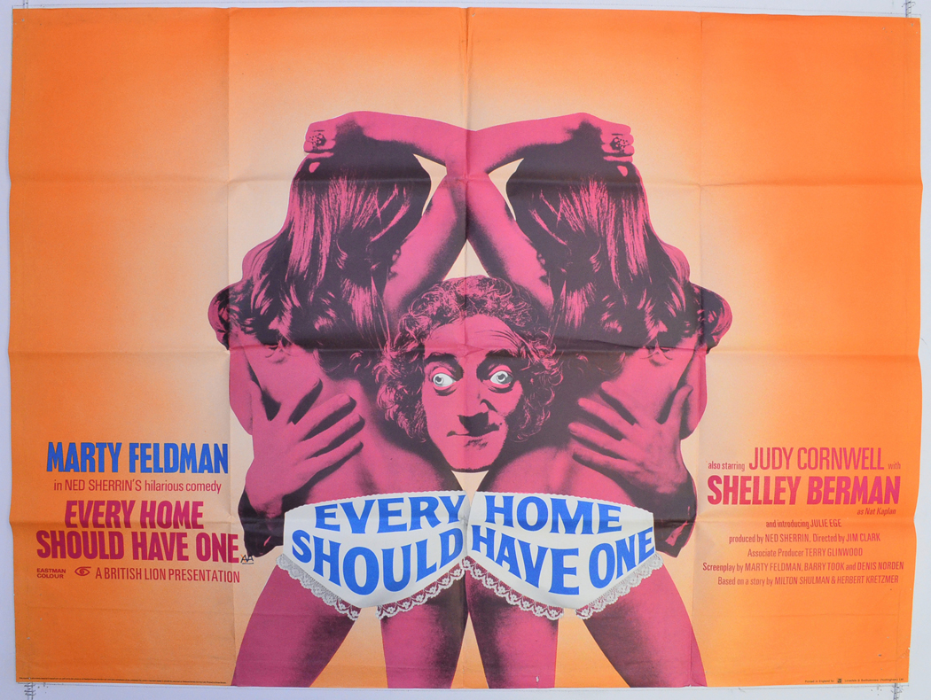 Every Home Should Have One - Original Cinema Movie Poster From ...