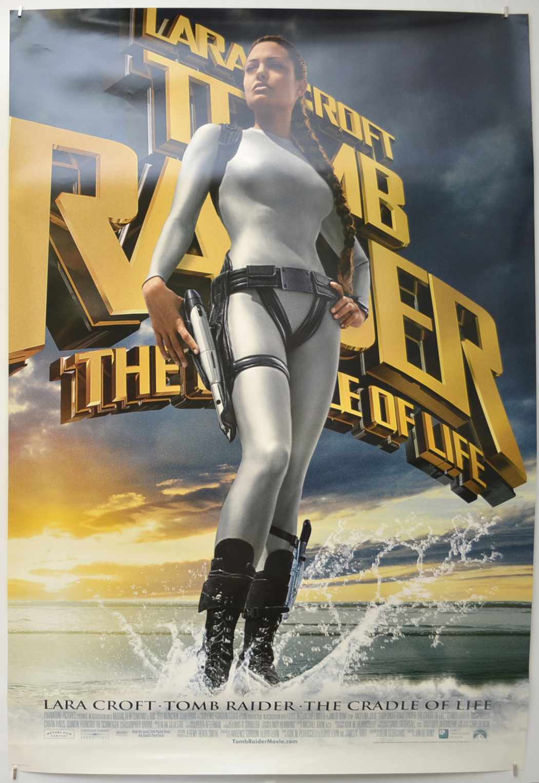 Lara Croft Tomb Raider Cradle Of Life Original Cinema Movie