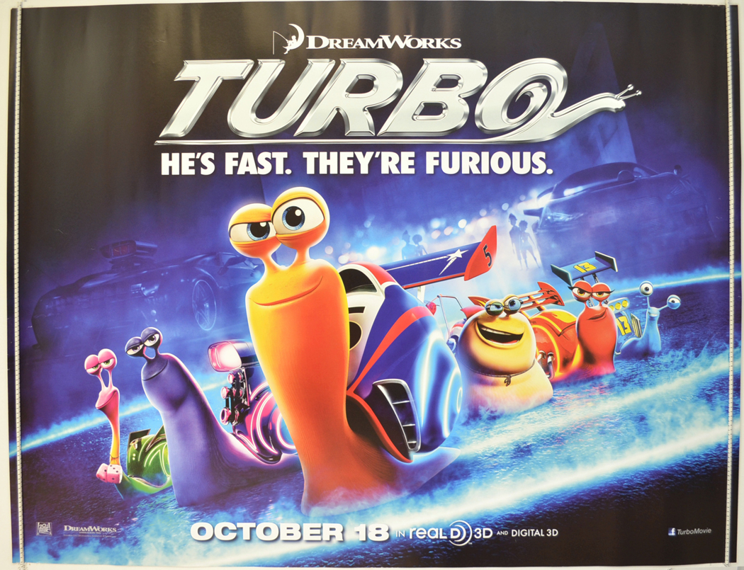 turbo <p><i> (teaser / advance version 2) </i></p> - original cinema