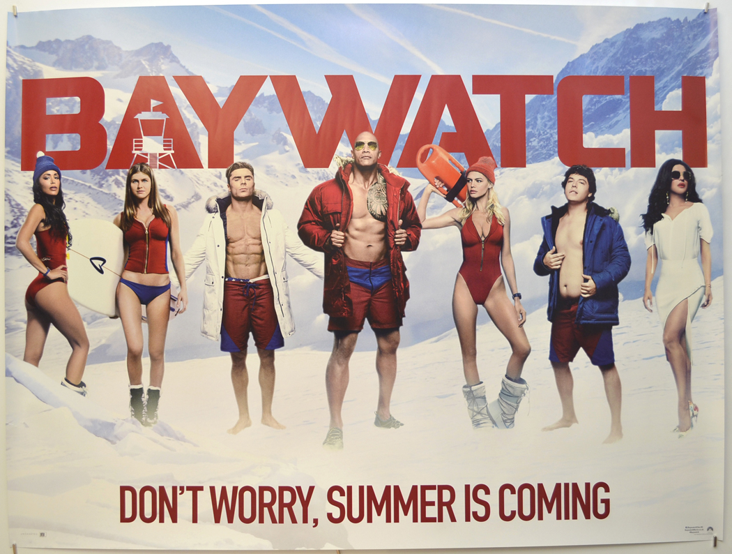Baywatch <p><i> (Teaser / Advance Version) </i></p> - Original ...