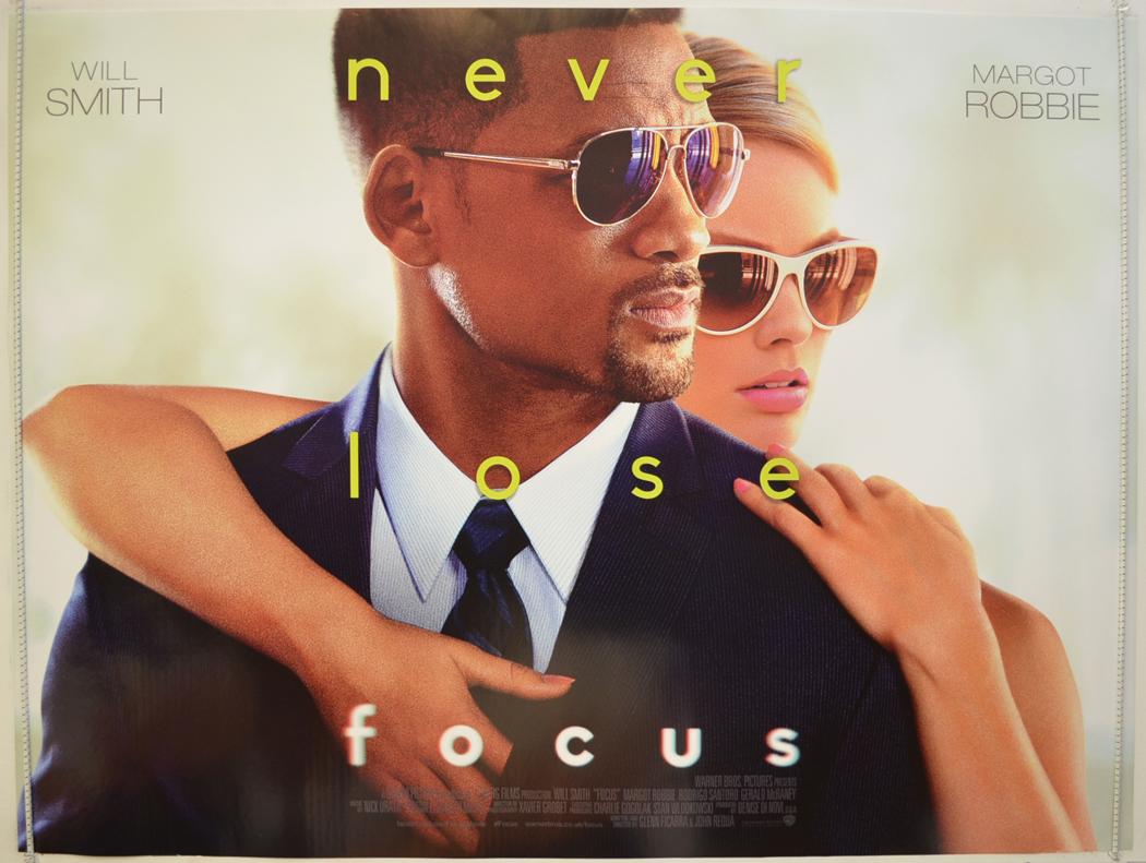 Focus - Original Cinema Movie Poster From pastposters.com ...