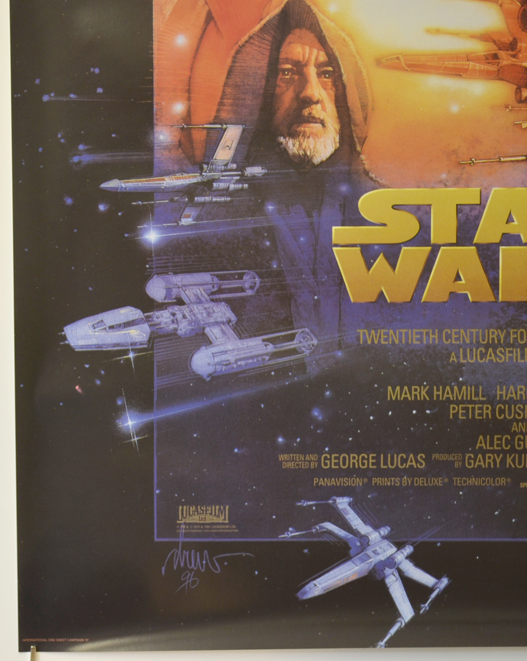 Jack Byrne Ford >> Star Wars Episode IV : A New Hope (1997 Special Edition ...