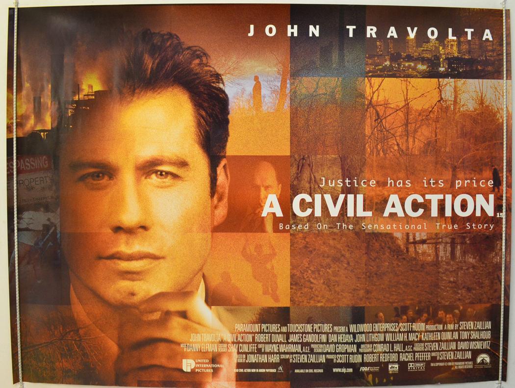 a civil action plot