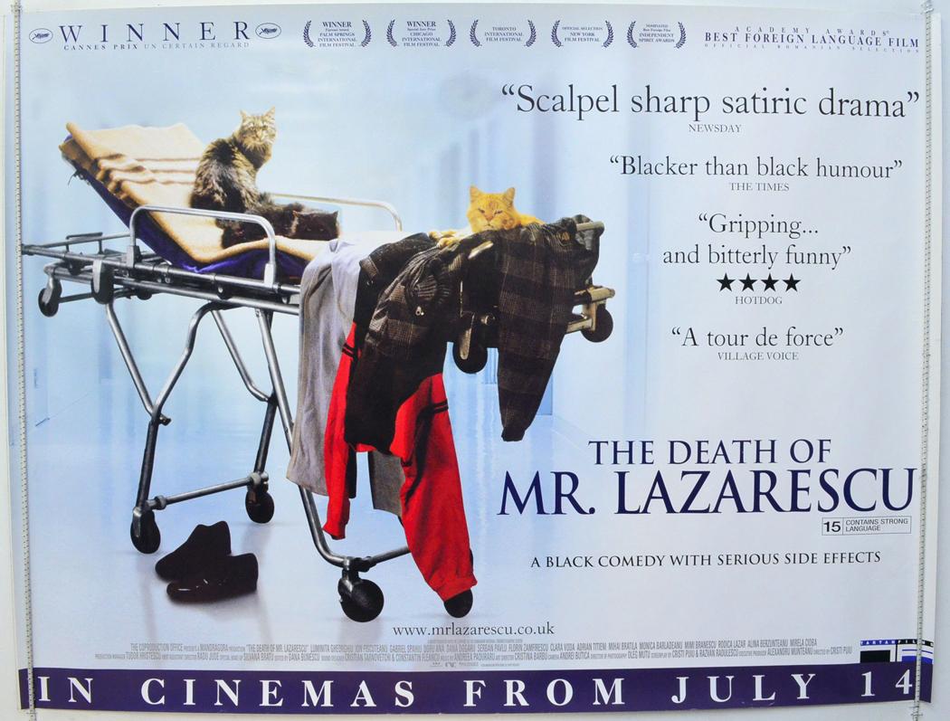 Death Of Mr. Lazarescu (The) <p><i> (a.k.a. Moartea domnului ...