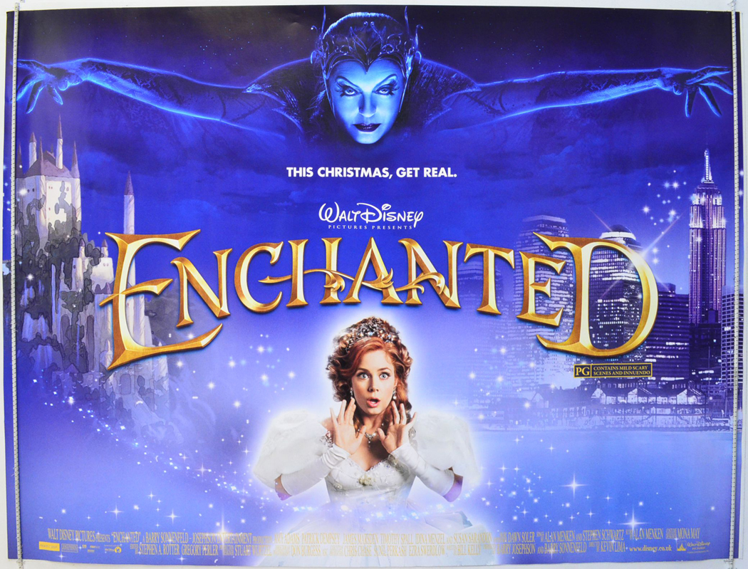 Enchanted <p><i> (Teaser / Advance Version) </i></p> - Original ...