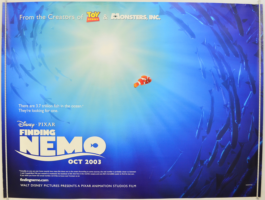 Finding nemo pi teaser advance version ip original view larger image thecheapjerseys Gallery