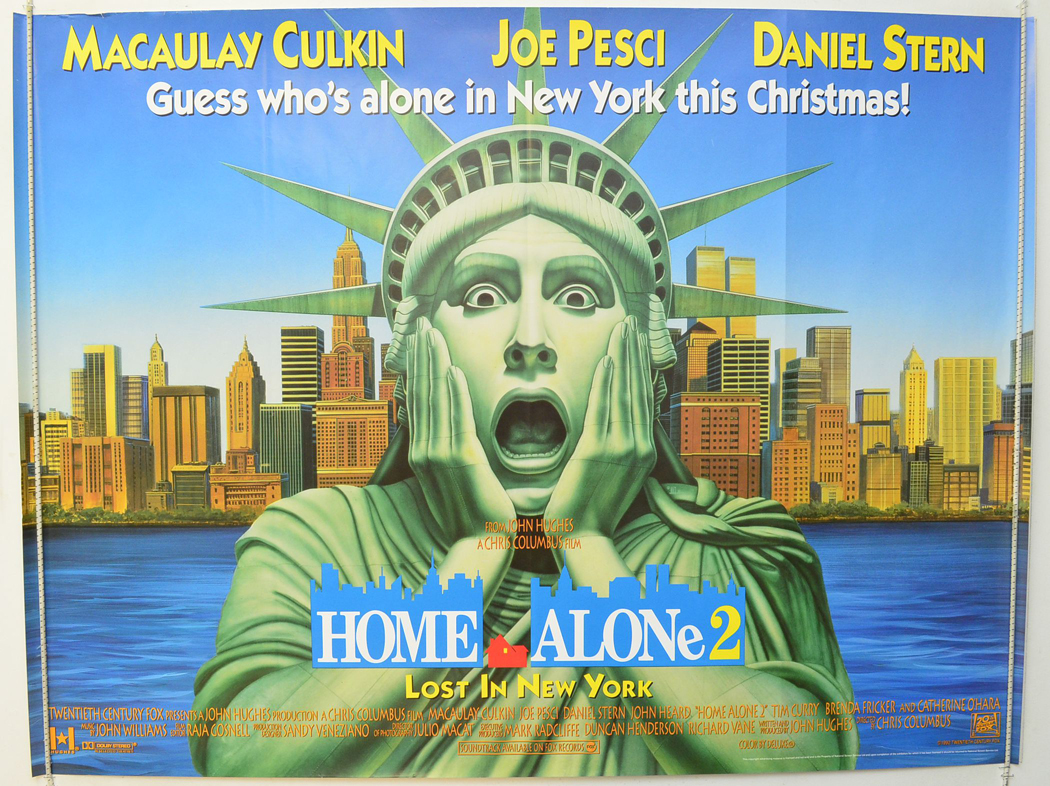 Home Alone 2 Lost In New York Pi Teaser Advance Version