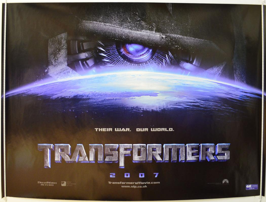 Transformers (Teaser /...