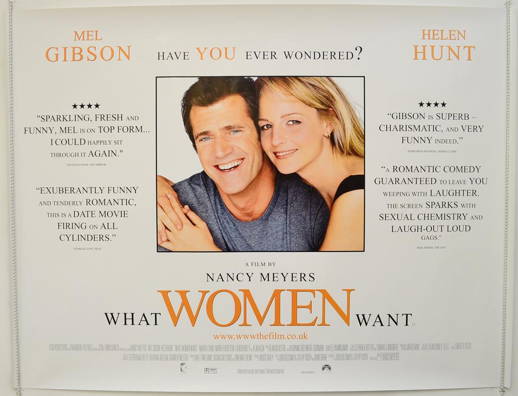 What Women Want <p><i> (Reviews Version) </i></p> - Original ...
