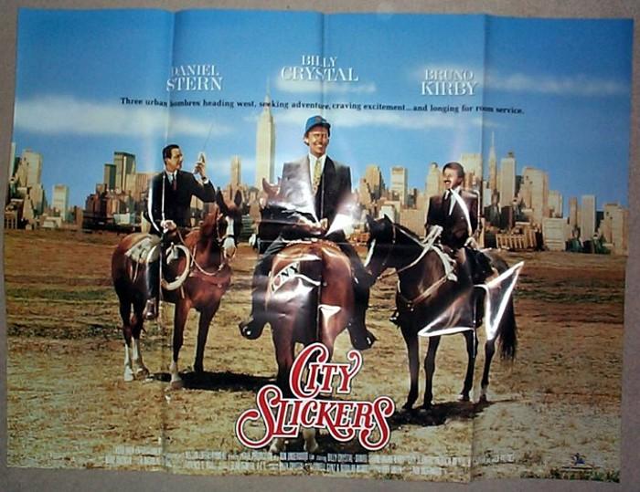 City Slickers - Original Cinema Movie Poster From pastposters.com ...