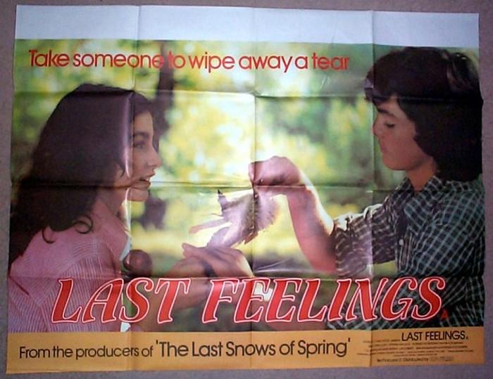 Last Feelings<p><i>(a k a  L'ultimo sapore dell'aria)</i></p
