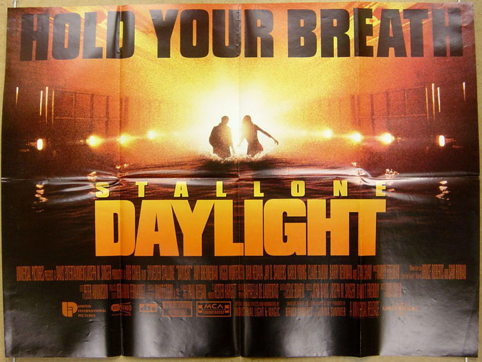 Daylight - Original Cinema Movie Poster From pastposters.com ...