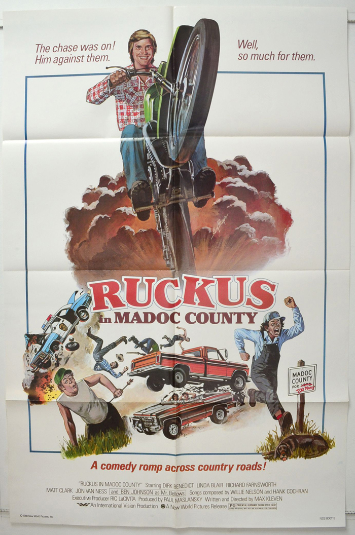 Ruckus In Madoc County <p><i> (a.k.a. Big Ruckus in a Small Town) </i></p>