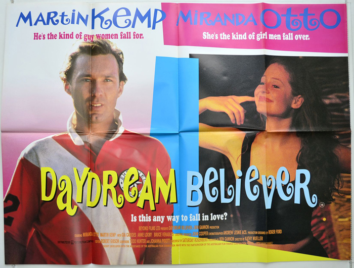 Daydream Believer <p><i> (a.k.a. The Girl Who Came Late) </i></p>
