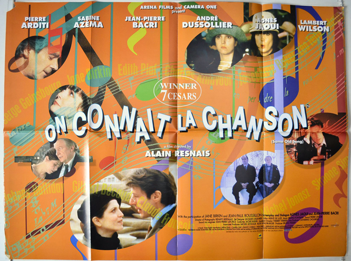 On Connait La Chanson <p><i> (a.k.a. Same Old Song) </i></p>