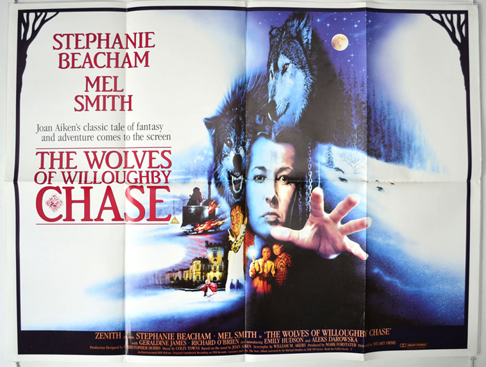 Wolves Of Willoughby Chase (The) - Original Cinema Movie Poster ...