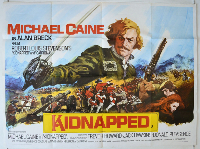 Kidnapped - Original Cinema Movie Poster From pastposters ...