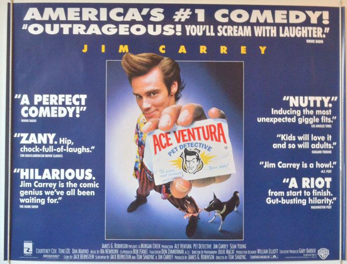 Ace Ventura : Pet Detective <p><i> (Reviews Version) </i></p ...