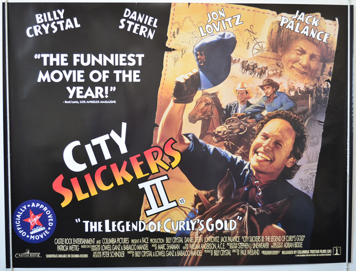City Slickers II : The Legend Of Curly's Gold
