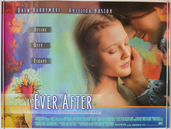 Ever After - Original Cinema Movie Poster From pastposters.com ...