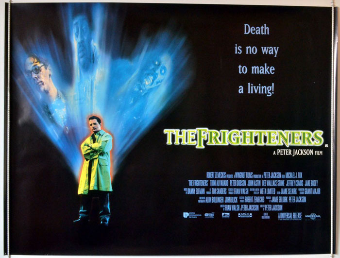 Frighteners (The) - Original Cinema Movie Poster From pastposters ...