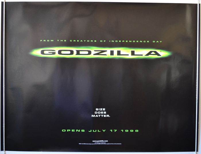 Godzilla <p><i> (Teaser / Advance Version) </i></p>