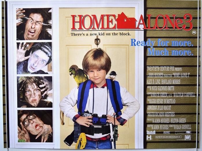Home Alone 3 1997 Original Movie Poster Fff 68352 Fffmovieposters Com