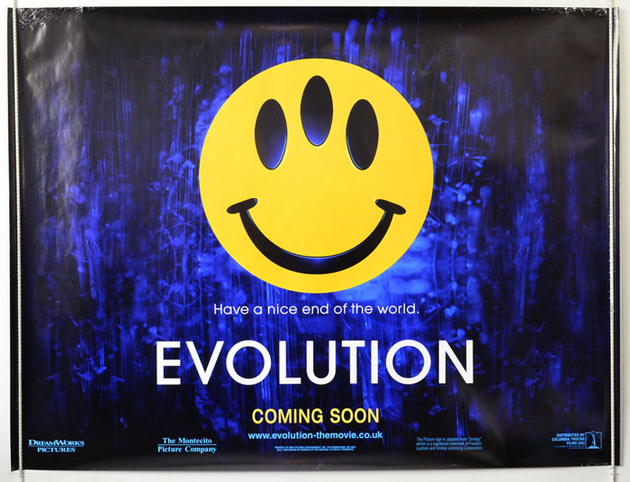 Evolution <p><i> (Teaser / Advance Version) </i></p> - Original ...