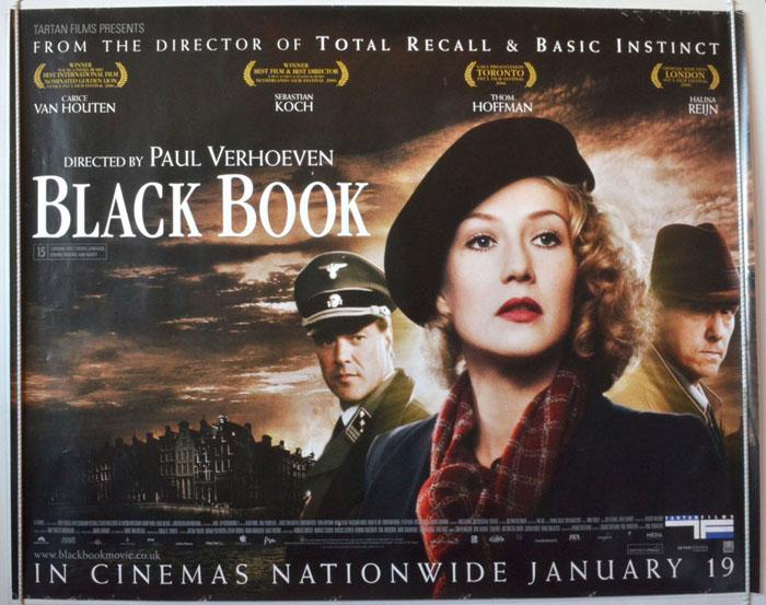Black Book <p><i>(a.k.a. Zwartboek) </i></p> - Original Cinema ...