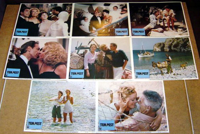 Tempest<br><p><i>Set Of 8 Lobby Cards</i></p>