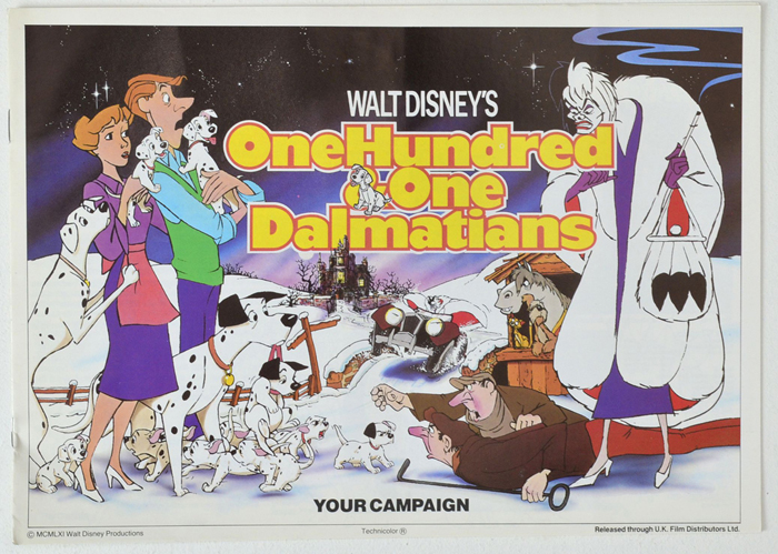 A Hundred And One Dalmatians Full Movie