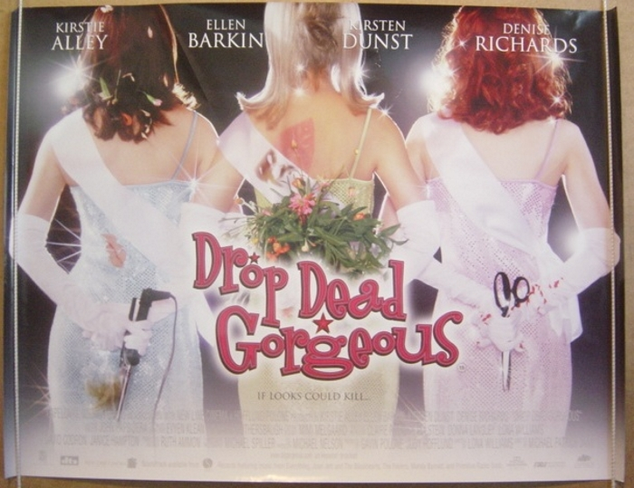 Drop Dead Gorgeous - Original Cinema Movie Poster From pastposters.com  British Quad Posters and US 1-Sheet Posters