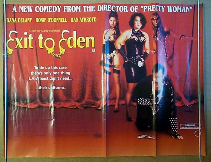 Exit To Eden Original Cinema Movie Poster From Pastposters