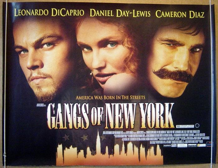 Gangs Of New York - Original Cinema Movie Poster From pastposters ...