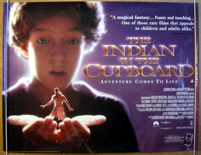 Indian In The Cupboard (The) - Original Cinema Movie Poster From ...
