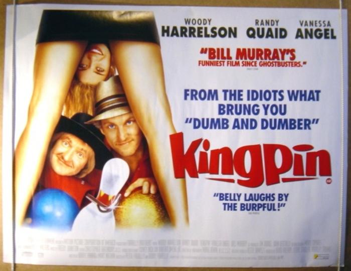 Kingpin - Original Cinema Movie Poster From pastposters.com ...