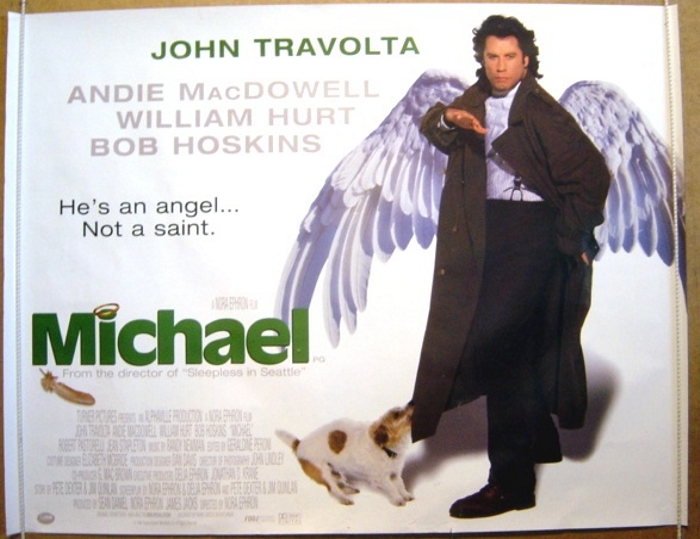 Michael - Original Cinema Movie Poster From pastposters.com ...