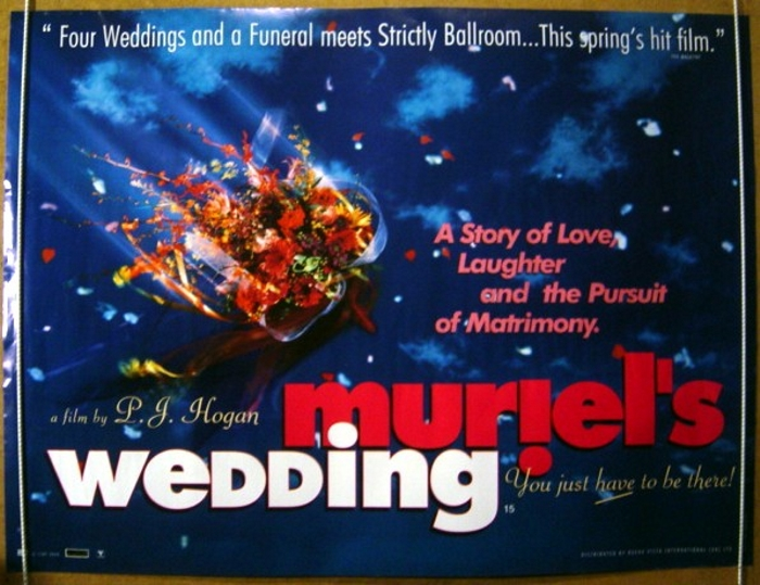 Muriel's Wedding<br><p><i>(Teaser)</i></p> - Original Cinema Movie ...