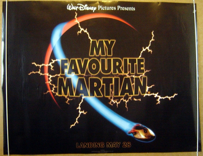 My Favourite Martian<br><p><i>(Teaser)</i></p>
