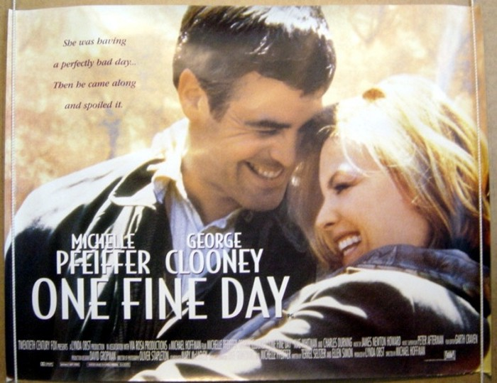 One Fine Day - Original Cinema Movie Poster From pastposters.com ...