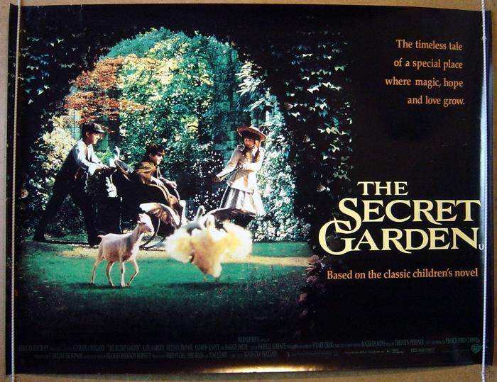 Secret Garden (The) - Original Cinema Movie Poster From ...