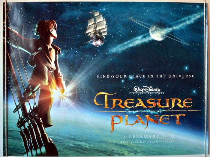 Treasure Planet <p><i> (Teaser / Advance Version) </i></p ...