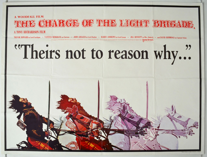 Charge Of The Light Brigade (The) <p><i>(Teaser / Advance Version ...