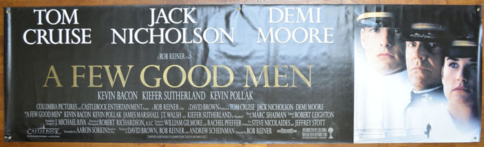 A Few Good Men <p><i> (Cinema Banner) </i></p>