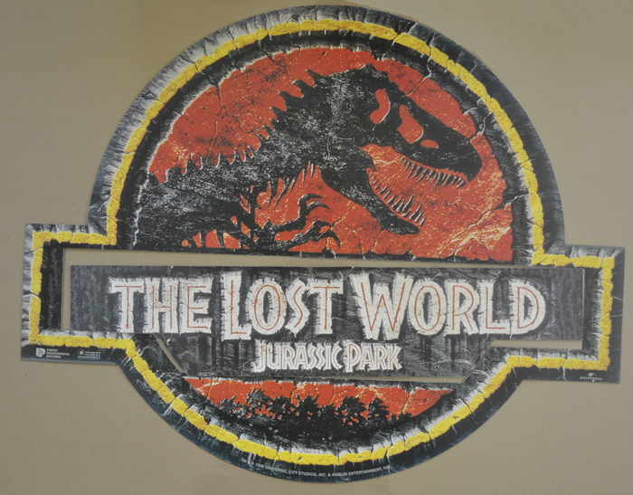 Jurassic Park II : The Lost World <p><i> (Cinema Hanging Mobile) </i></p>