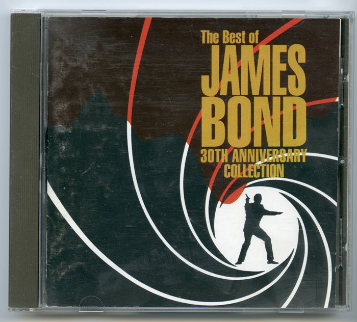 007 : The Best Of James Bond 30th Anniversary Collection <p><i> Original CD Soundtrack </i></p>