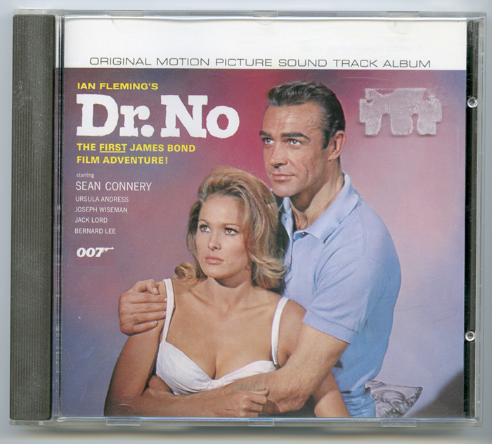 007 : DR. NO <p><i> Original CD Soundtrack </i></p>
