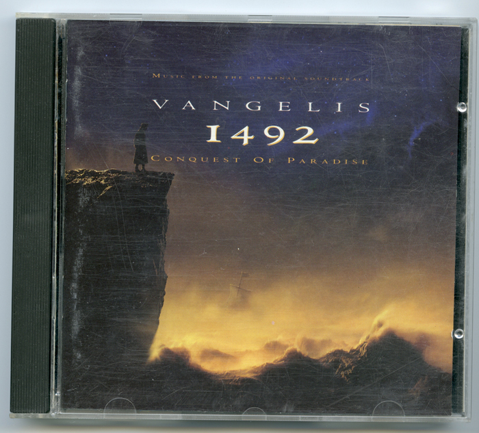 1492 Conquest Of Paradise <p><i> Original CD Soundtrack </i></p>